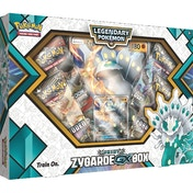 Ex-Display Pokemon TCG Shiny Zygarde GX Box Used - Like New