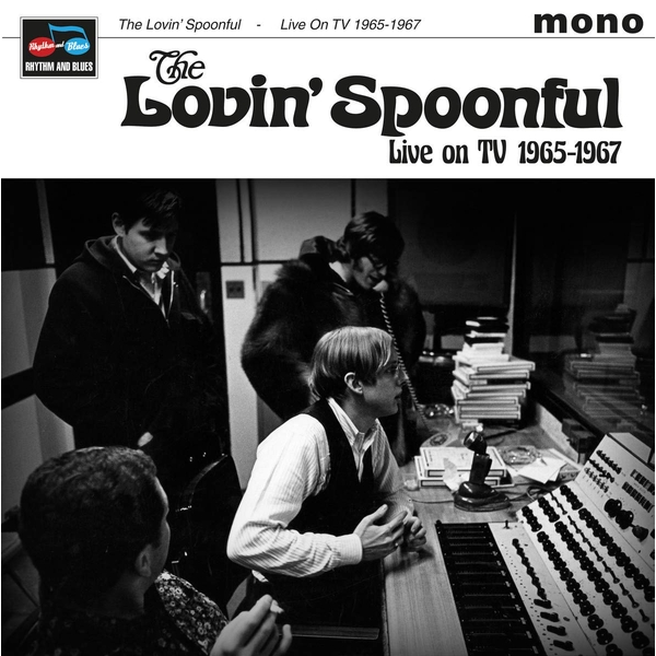 The Lovin' Spoonful ‎– Live On TV 1965-1967 Vinyl