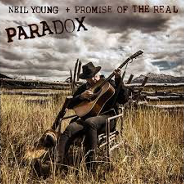 Neil Young + Promise Of The Real – Paradox Vinyl