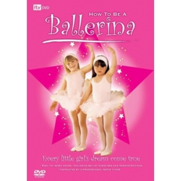How To Be A Ballerina DVD