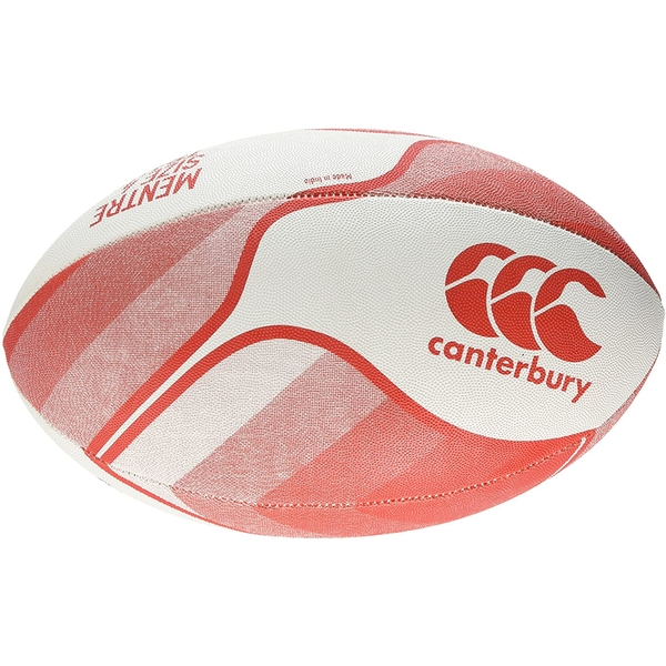 Canterbury Mentre Training Ball - Red (Flag Red) Size 4