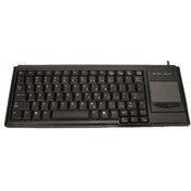 USB Mini POS Keyboard with Touchpad K82B UK Layout