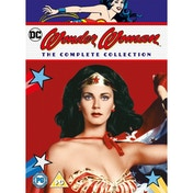 Wonder Woman Complete Season 1 3 DVD