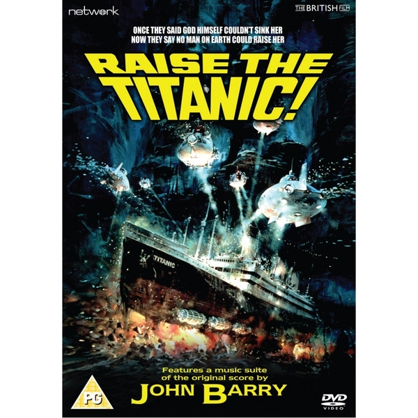Raise the Titanic (DVD)