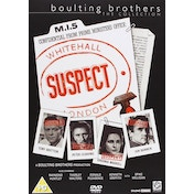 Suspect: Boulting Brothers Collection DVD