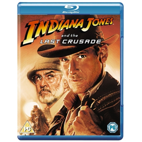 Indiana Jones And The Last Crusade Blu-ray