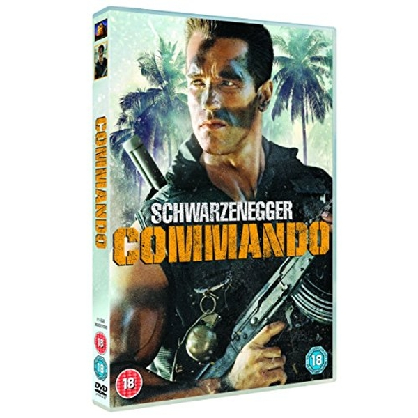 Commando: Theatrical Cut DVD