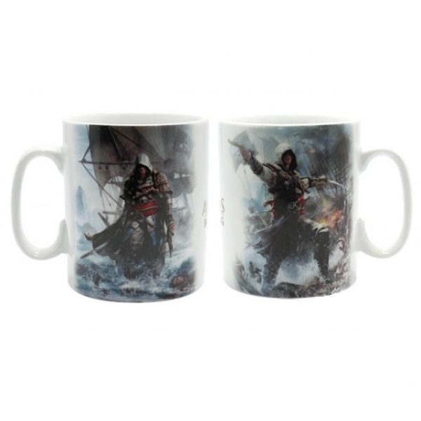 Assassin's Creed Black Flag Big Mug