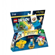 Adventure Time Lego Dimensions Level Pack