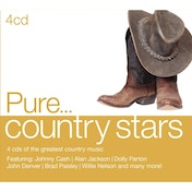 Pure... Country Stars Box Set 4CD