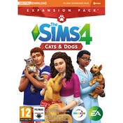 The Sims 4 Cats & Dogs (Expansion Pack 4) PC Game