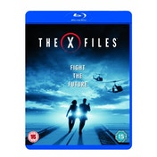 The X Files Movie Fight the Future Blu-ray