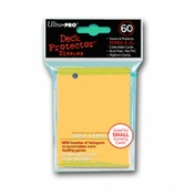Ultra Pro Small Yellow 50 Deck Protectors - 10 Packs