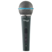 Stagg SDM60 Professional Cardioid Dynamic Microphone