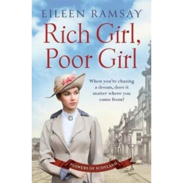 Rich Girl, Poor Girl : A Heartbreaking Saga of Two Women Who Fight for What They Deserve