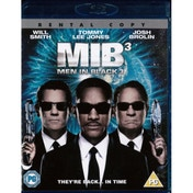 Men In Black 3 Rental Blu-ray