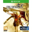 Final Fantasy Type-0 HD Xbox One Game (Includes FFXV Demo)