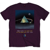 Pink Floyd - Dark Side of the Moon Men's Small T-Shirt