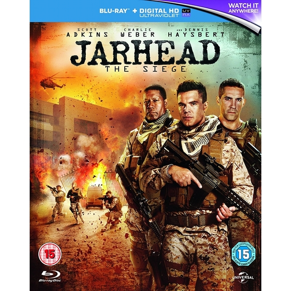 Jarhead: The Siege Blu-ray