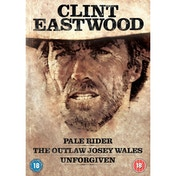 Clint Eastwood Westerns Collection Blu-ray