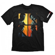 Mafia III Men's Portraits Large Black T-Shirt
