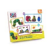 Very Hungry Caterpillar 4 in 1 Games Cube