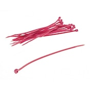 Bitspower cable tie set 20 pieces 120mm UV Red