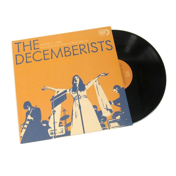 The Decemberists - Live Home Library Vol. I Vinyl