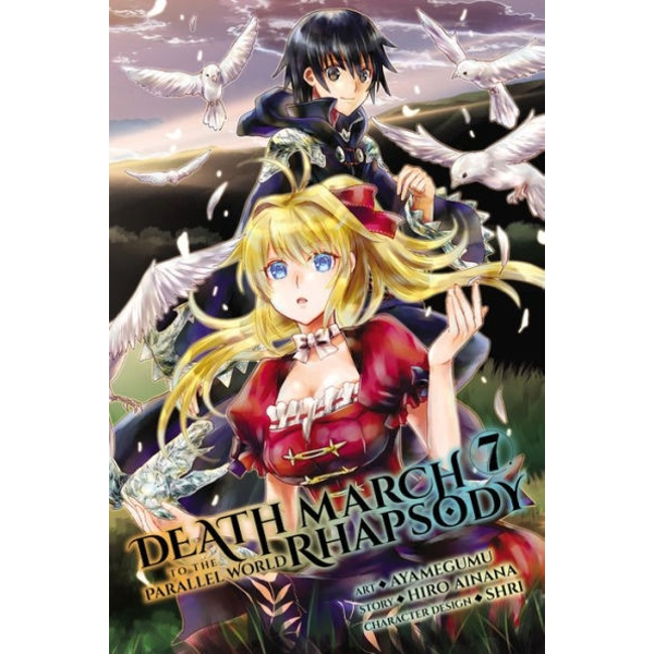 Death March to the Parallel World Rhapsody Manga, Vol. 7