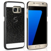 Caseflex Samsung Galaxy S7 Flash Diamond Case - Black