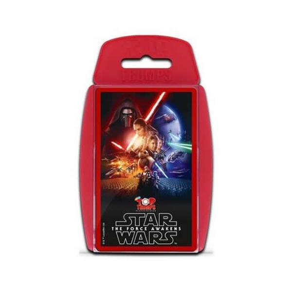 Star Wars: The Force Awakens Top Trumps