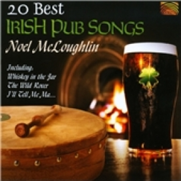 Noel McLoughlin 20 Best Irish Pub Songs CD