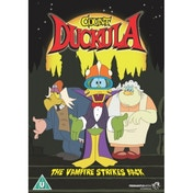 Count Duckula: The Vampire Strikes Back DVD