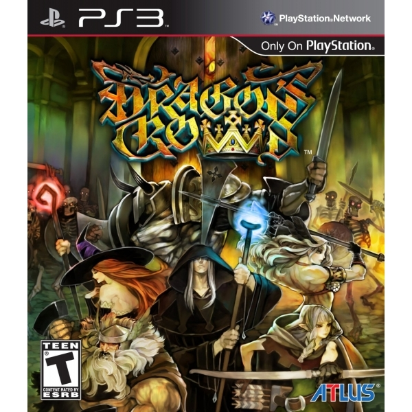 Dragons Crown Game PS3