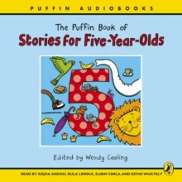 The Puffin Book of Stories for Five-year-olds by Penguin Books Ltd (CD-Audio, 2007)