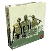 Vengeance: Rosari Gang Pack Expansion Board Game