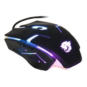Powercool GM002V2 Gaming Mouse 2400DPI Switchable USB 7 Colour Led