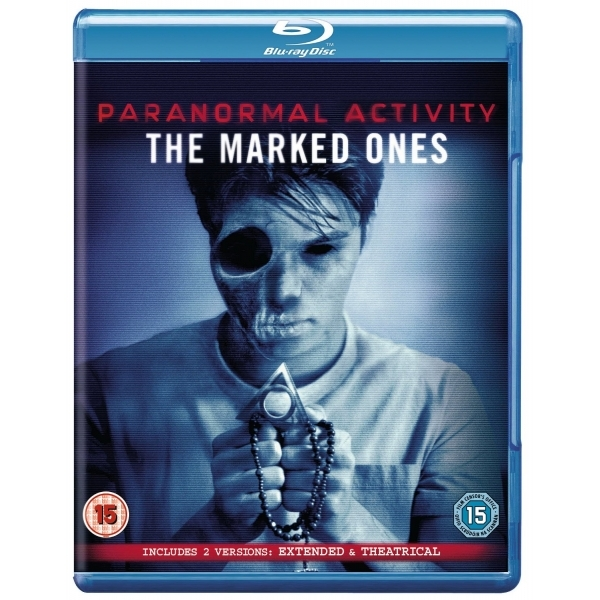 Paranormal Activity: The Marked Ones Blu-ray