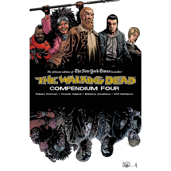 The Walking Dead Compendium Volume 4 Paperback - 8 Oct. 2019