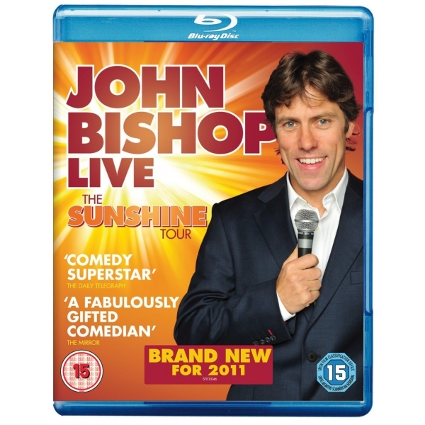 John Bishop Live Sunshine Tour Blu-ray - Image 1