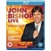 John Bishop Live Sunshine Tour Blu-ray