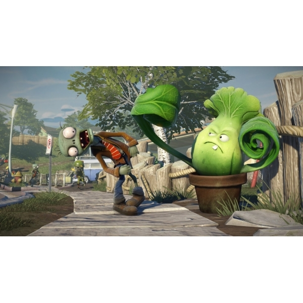 Plants vs zombies garden warfare game xbox one - Plants vs zombies garden warfare xbox one ...