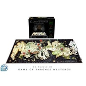 Game Of Thrones Westeros 4D Cityscape Time Puzzle