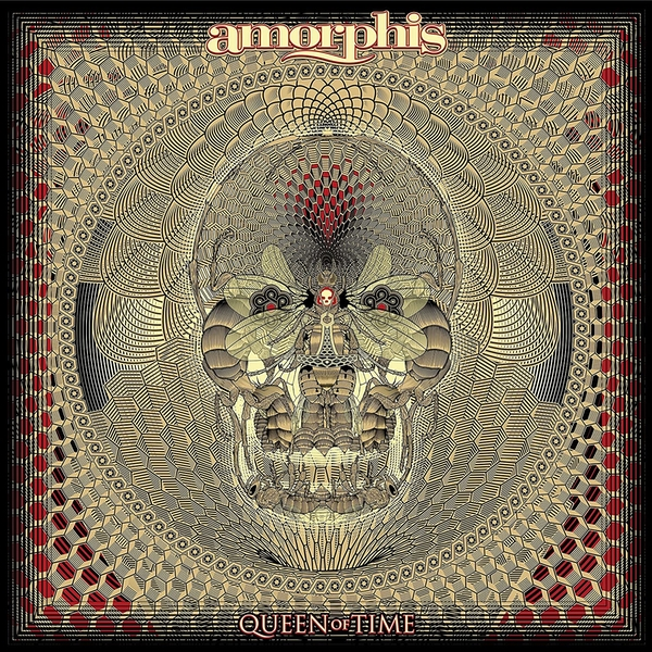 Amorphis ‎– Queen Of Time Limited Edition Vinyl