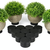 24pc Non-Slip Plant Pot Feet | Pukkr
