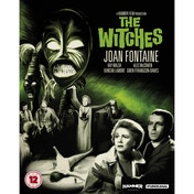 The Witches (Blu-Ray   DVD)