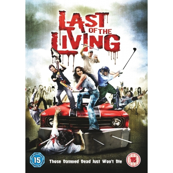Last Of The Living DVD