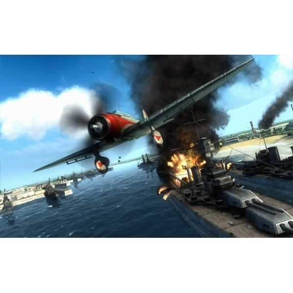 Air Conflicts Pacific Carriers Game PC - Image 2