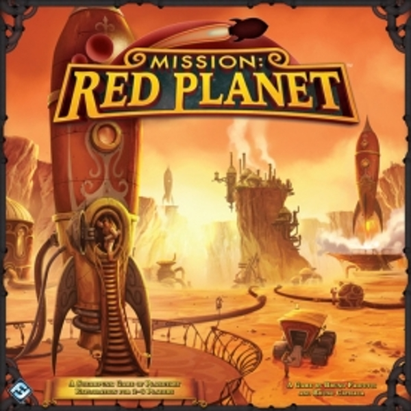 Mission Red Planet (Second Edition) Board Game
