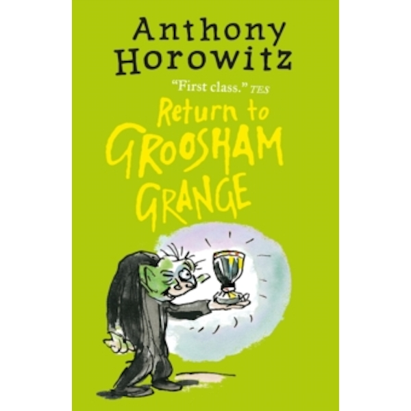 Return to Groosham Grange by Anthony Horowitz (Paperback, 2016)